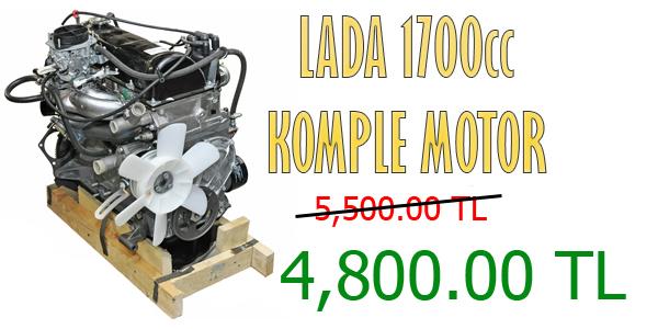 NİVA MOTOR-KMP.1700 (21213100026001)