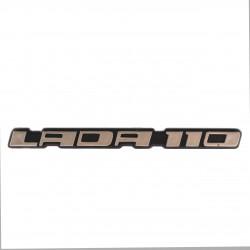 Lada Vega 110 Arka Amblem